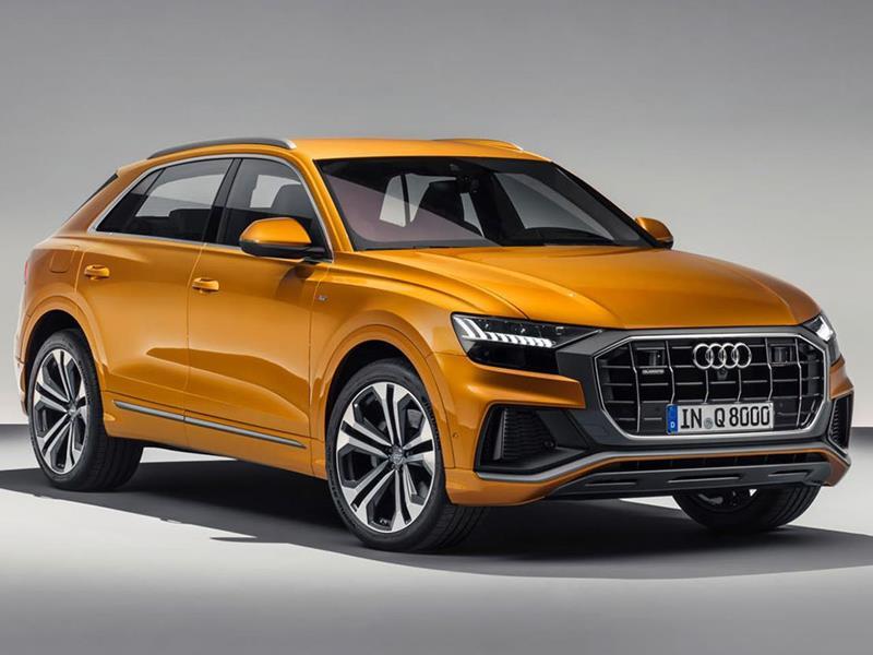 foto Audi Q8 55 TFSI quattro nuevo color A elección precio u$s176.000