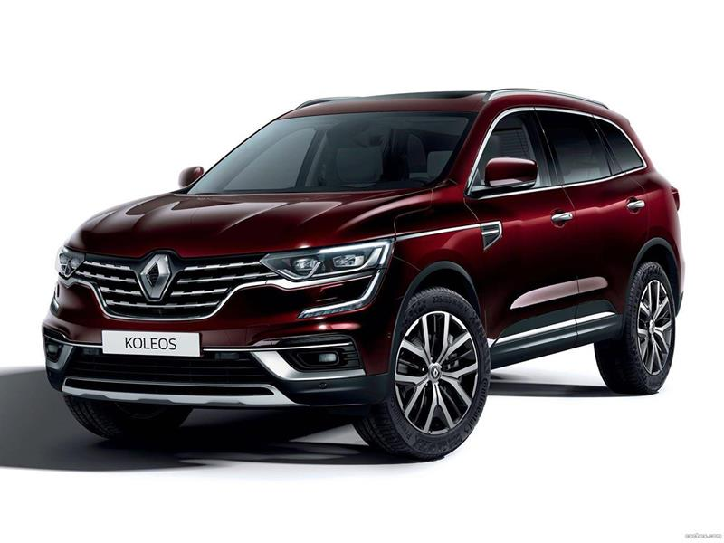 Renault Koleos Intens 2.5 4x4 CVT nuevo financiado en cuotas(anticipo $2.700.394 cuotas desde $20.000)
