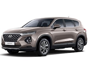 Hyundai Santa Fe GL 2.4 4x2 7 Asientos Aut (2019)