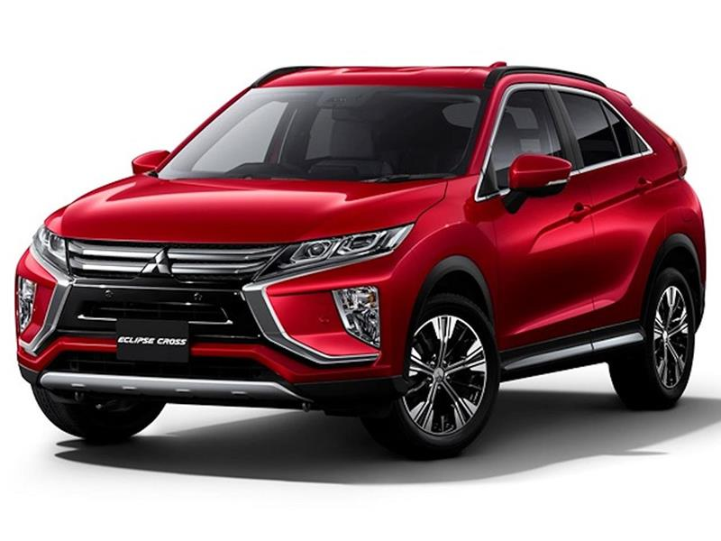Mitsubishi Eclipse Cross Limited Red Diamond nuevo color A eleccion precio $543,500