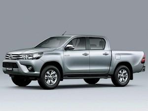 Toyota Hilux 2.4L DX CD 4x2 nuevo precio $18.890.000