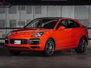 Porsche Cayenne Turbo Coupe nuevo color A eleccion precio $2,398,000