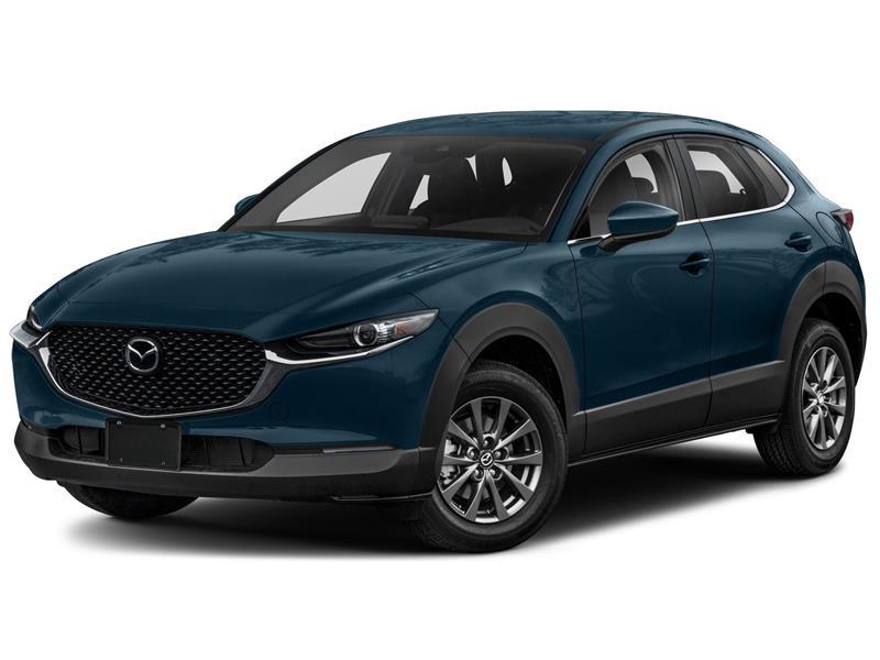 foto Mazda CX-30