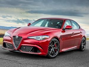 Alfa Romeo Giulia Distinctive 2.0T Aut (2018)