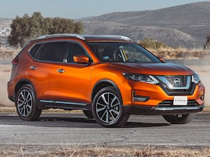 Nissan X-Trail Exclusive 2 Row financiado en mensualidades mensualidades desde $4,199