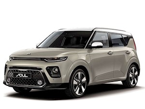 foto Kia Soul 1.6L EX Bi-Color Gold   (2019)