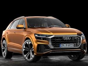 foto Audi Q8