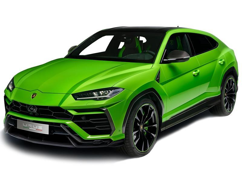 foto Lamborghini Urus