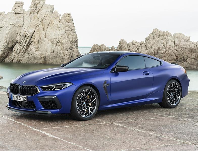 BMW Serie M M8 Coupe Competition nuevo color A eleccion precio $3,015,000