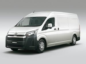 Toyota Hiace L2H2 2.8 TDI Aut nuevo color A eleccion precio u$s45.400