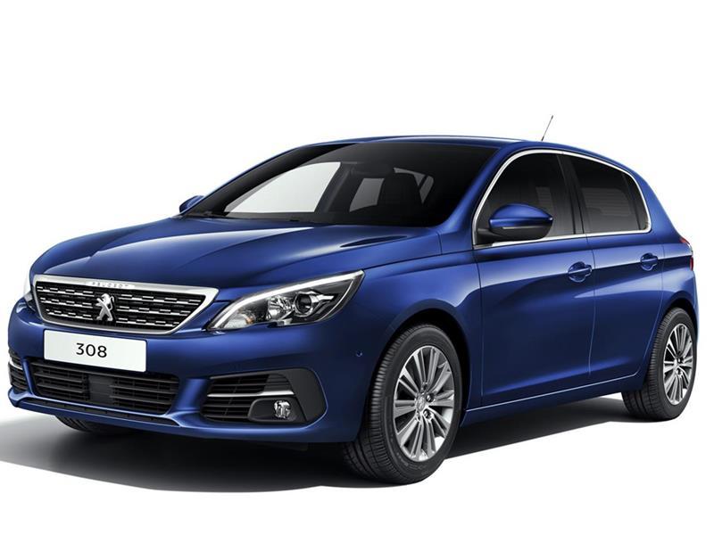 Peugeot 308S 1.6L Allure Plus nuevo color A eleccion precio $4.859.518