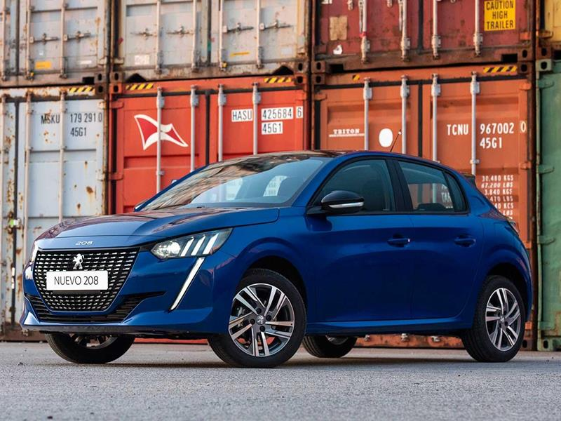 Peugeot 208 Like 1.2 nuevo color A eleccion precio $1.296.500
