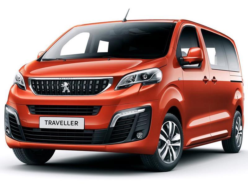 Peugeot Traveller 2.0 HDi Aut nuevo color A eleccion precio $734,900