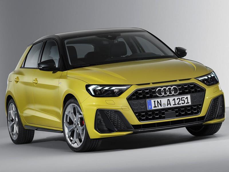 Audi A1 Sportback 35 TFSI S-tronic nuevo color A eleccion precio u$s44.400