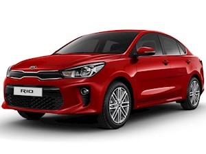 KIA Rio Sedan 1.4L Vibrant nuevo color A eleccion precio $56.845.700