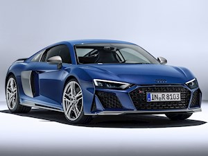 Audi R8 V10 Performance financiado en mensualidades enganche $653,980 mensualidades desde $60,700