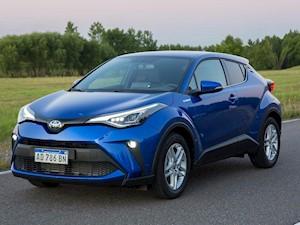 Toyota C-HR HV 1.8 eCVT nuevo color A eleccion precio u$s44.100