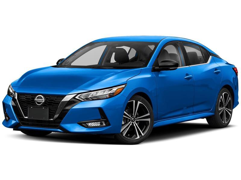 Nissan Sentra SR Bi-tono Aut nuevo color A eleccion precio $437,900