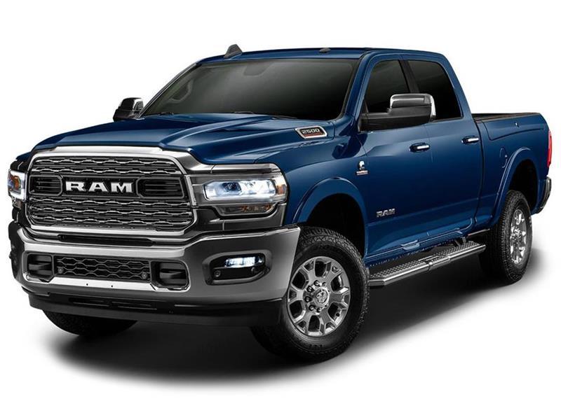 RAM 2500 6.4L Limited Rambox  nuevo color A eleccion precio $1,329,900