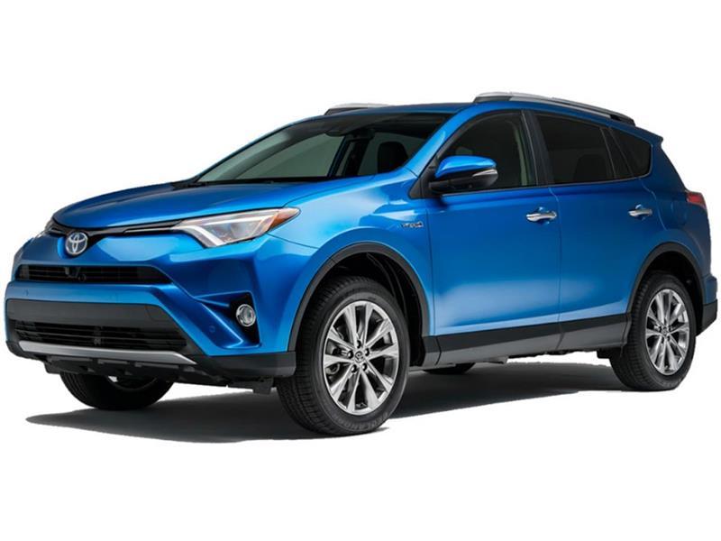 foto Toyota Rav4 2.0L Full D-Lux 4x2  (2021)