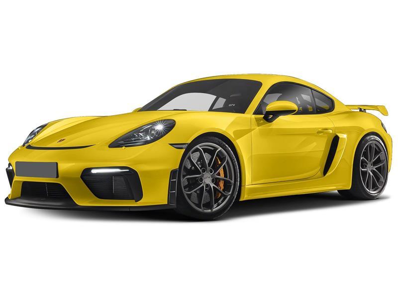 foto Porsche 718 Cayman