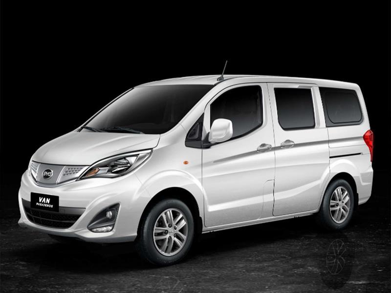 BYD Van GL  nuevo color A eleccion precio $146.900.000