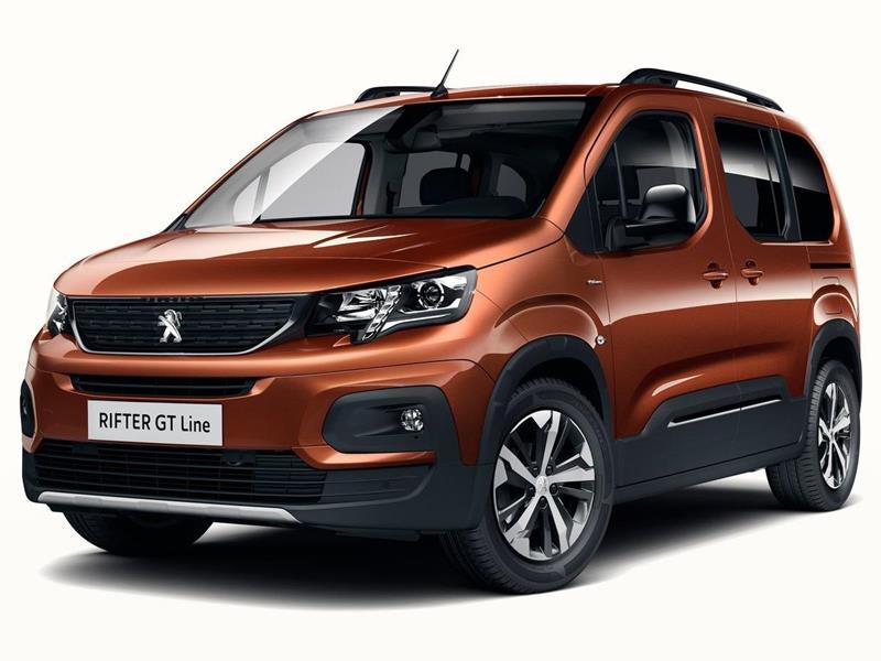 Peugeot Rifter Active nuevo color A eleccion precio $319,900