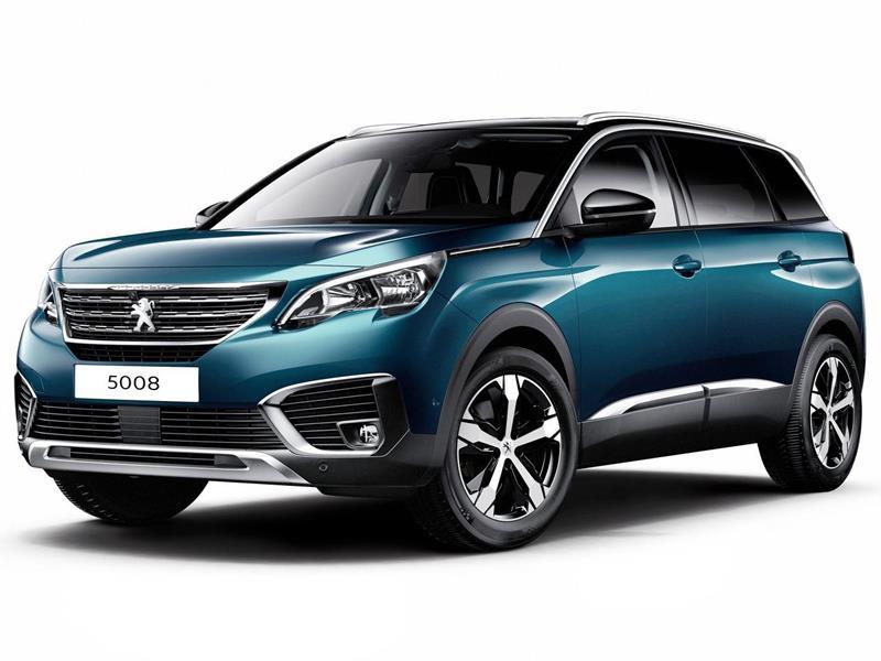 Peugeot 5008 1.6L Allure Pack nuevo color A eleccion precio $599,900