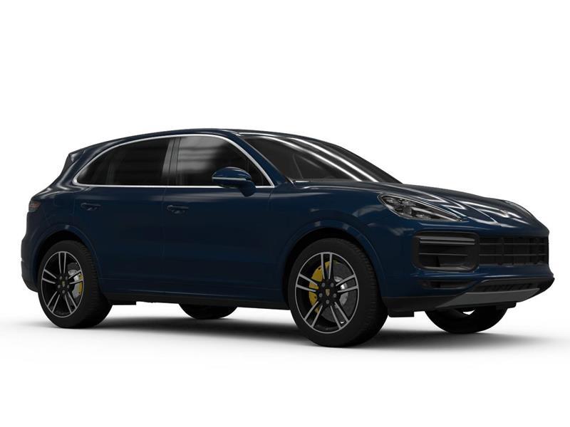 foto Porsche Cayenne Turbo (2021)