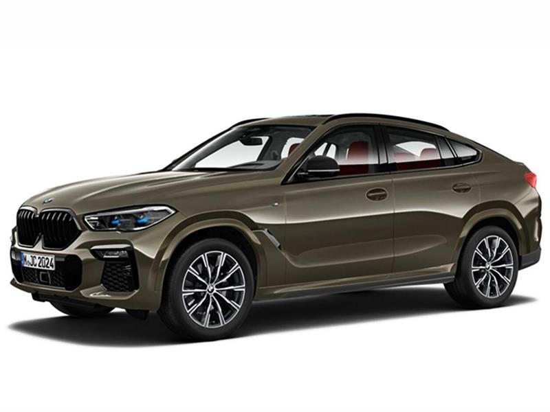BMW X6 xDrive 40i MSport nuevo color A eleccion precio u$s179.900