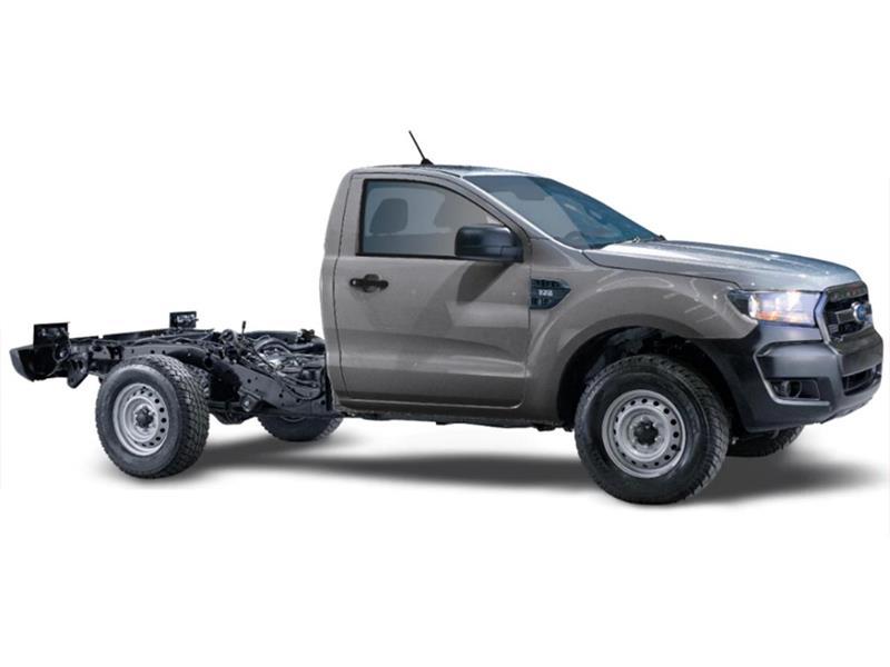 OfertaFord Ranger 2.2L XL Chasis nuevo color Blanco Artico precio $118.990.000