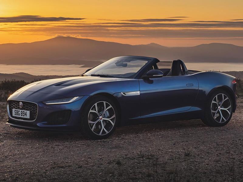 Jaguar F-Type Convertible R P575 AWD Aut nuevo color A eleccion precio $2,400,900