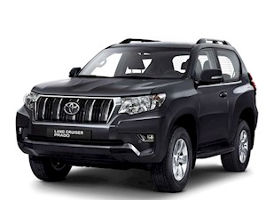 Toyota Land Cruiser Prado 2.7L TX-L 3P nuevo precio $27.990.000