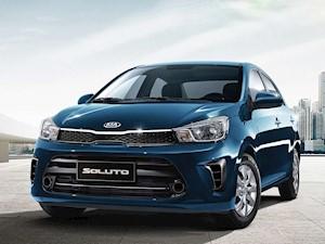 Kia Soluto 1.4L LX AC nuevo precio $9.690.000
