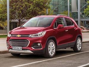 Foto venta Auto nuevo Chevrolet Tracker 1.8L LT Aut Full 4x4 color A eleccion precio u$s21,990