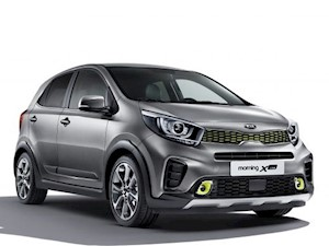 Kia Morning C 1.2L EX X-Line  (2018)