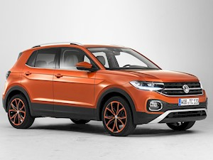 Foto Volkswagen T-Cross Highline Aut financiado