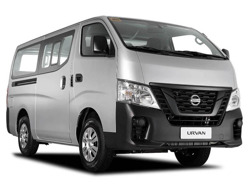 Nissan Urvan 12 Pasajeros nuevo color A eleccion precio $570,900