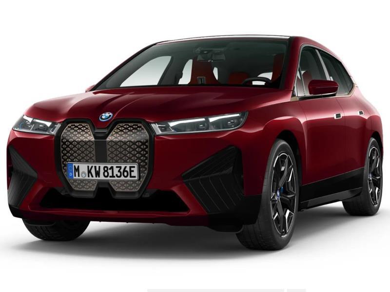 BMW iX xDrive 40 nuevo color A eleccion precio $1,770,000