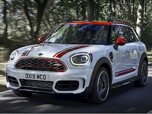 MINI John Cooper Works Countryman All4  Hot Chili Aut nuevo color A eleccion precio $840,000