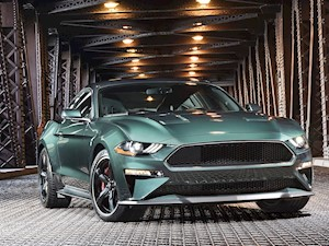Ford Mustang Bullit nuevo color Verde precio $1,091,600