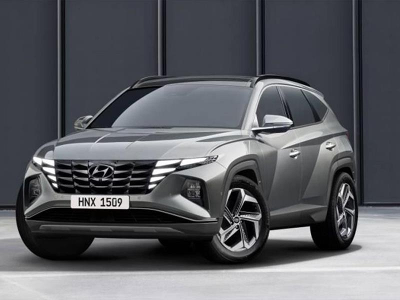 Hyundai Tucson 4x2 Attraction AT nuevo color A eleccion precio $107.990.000