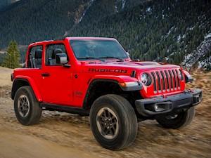 Jeep Wrangler Rubicon 2P Aut nuevo color A eleccion precio u$s101.500