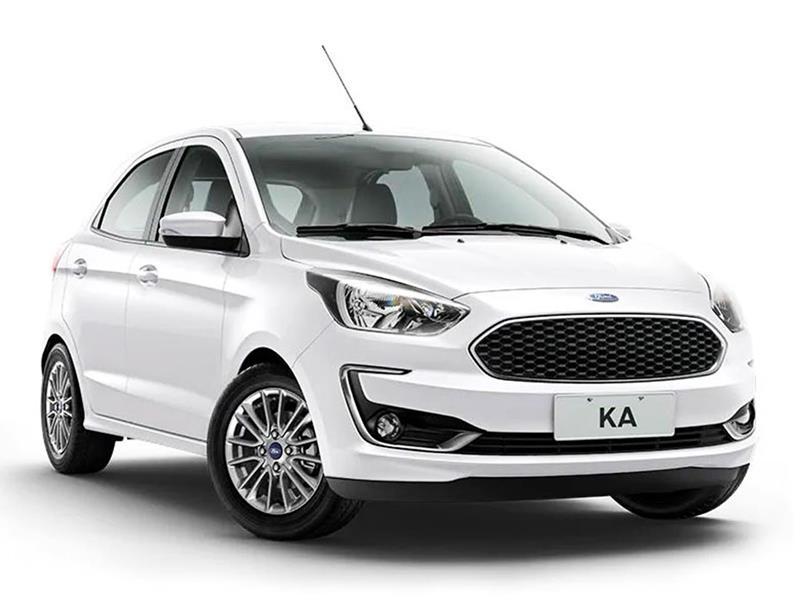 Ford Ka + S nuevo financiado en cuotas(anticipo $450.000 cuotas desde $8.577)