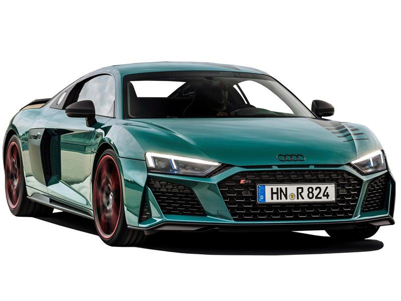 Audi R8 Green Hell Edition nuevo color A eleccion precio $3,700,350