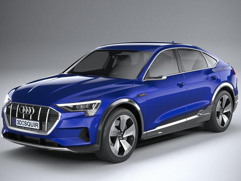 Audi e-tron Sportback 55 quattro nuevo color A eleccion precio u$s214.000