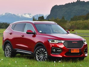 Haval H6 2.0L Fashionable 4x2  (2019)