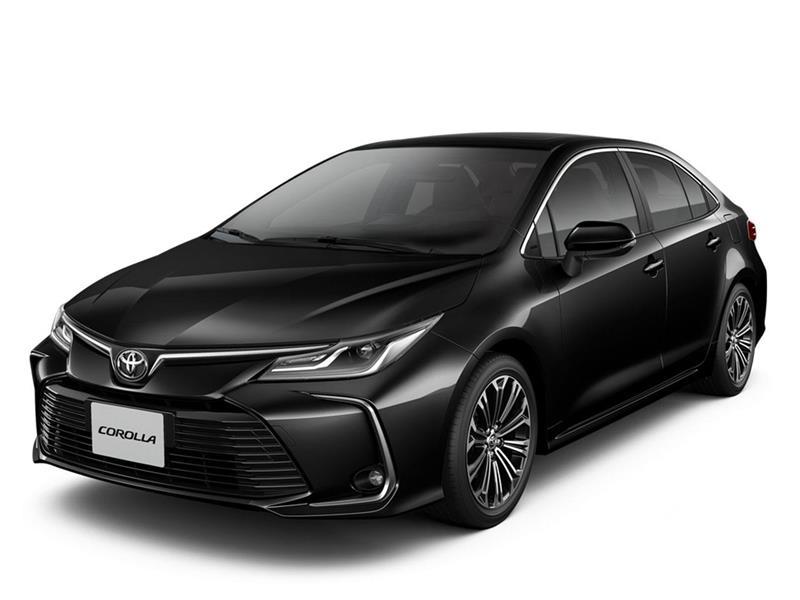 Toyota Corolla 2.0 SE-G CVT nuevo color A eleccion precio $3.028.700