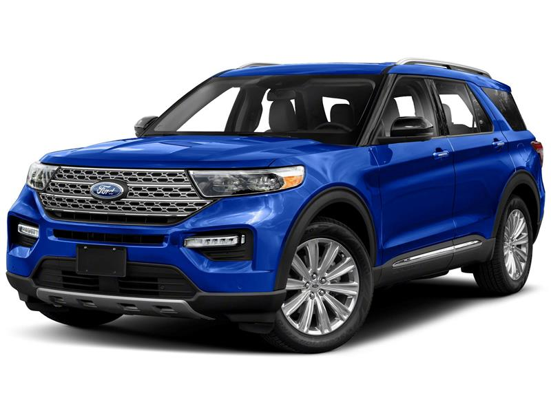 Ford Explorer Limited nuevo financiado en mensualidades(enganche $253,600)