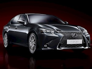 foto Lexus GS 450h Luxury (2020)